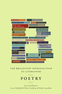 an introduction to the literature and poetry by blake Introduction to romantic poetry: overview of authors and works go to introduction to english literature ch 2 introduction to romantic poetry.